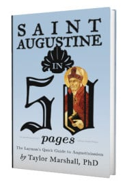 Saint Augustine ebook cover